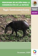 Programa de acción para la conservación de la especie (PACE)