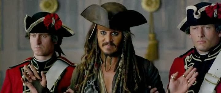 Pirates of the Caribbean On Stranger Tides dubbed in hindi