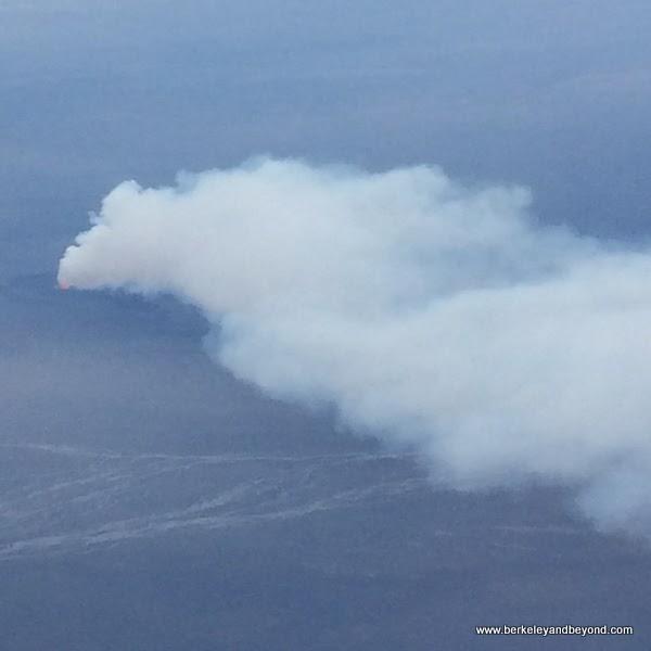 Iceland's Bardarbunga volcano eruption 2014