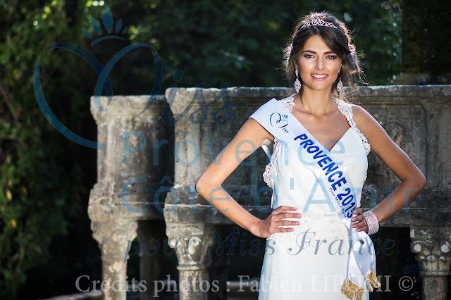 miss provence 2015 Julia Courtes