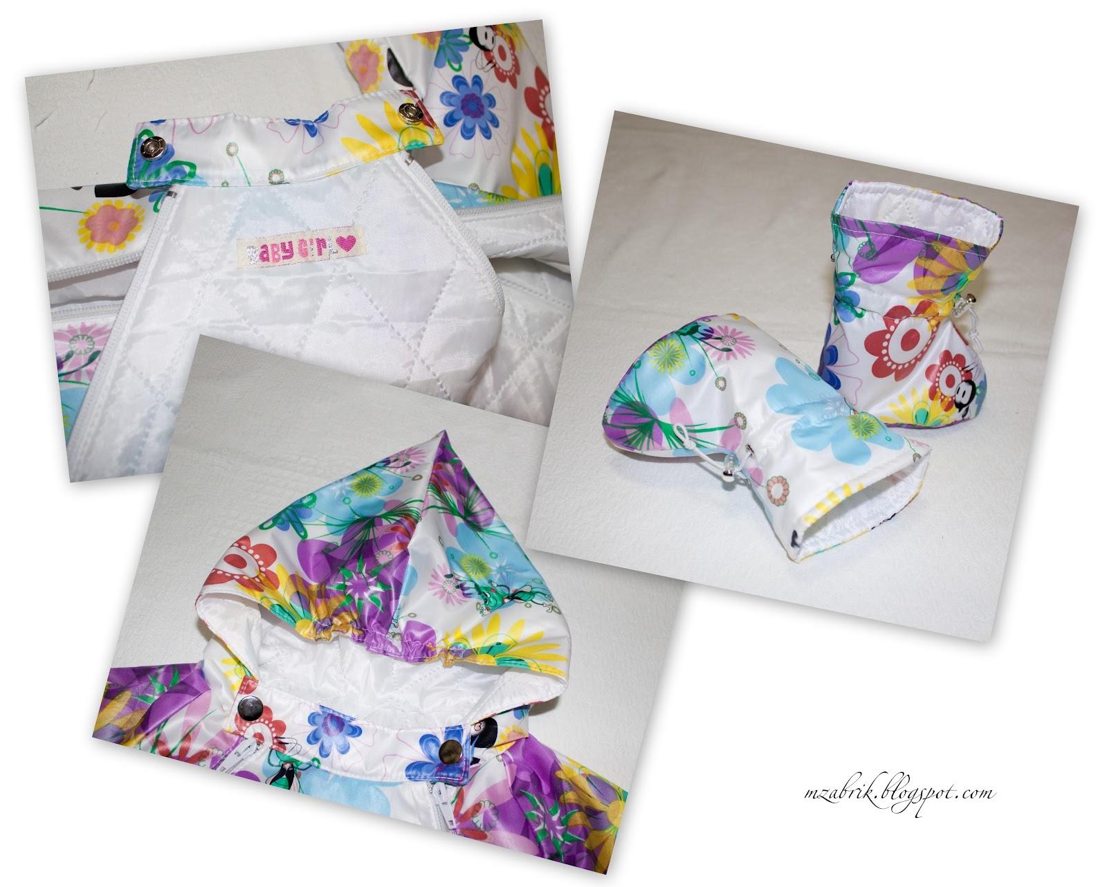Детские конверты и комбинезоны выкройки на осинке