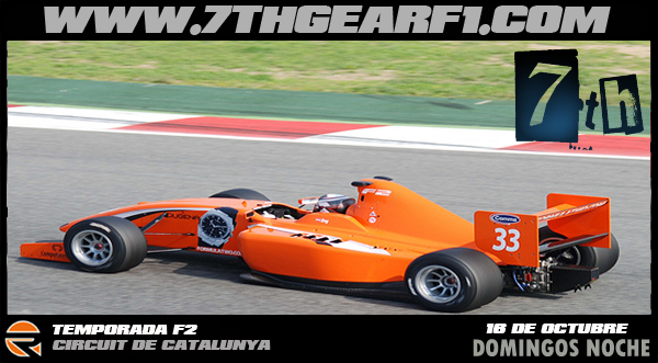 Campeonato F1 Barcelona rFactor