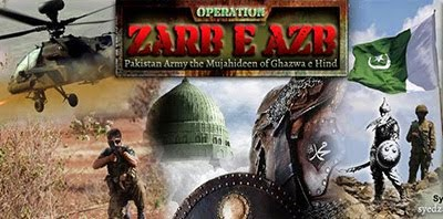 Operation Zarb e Azb initiated