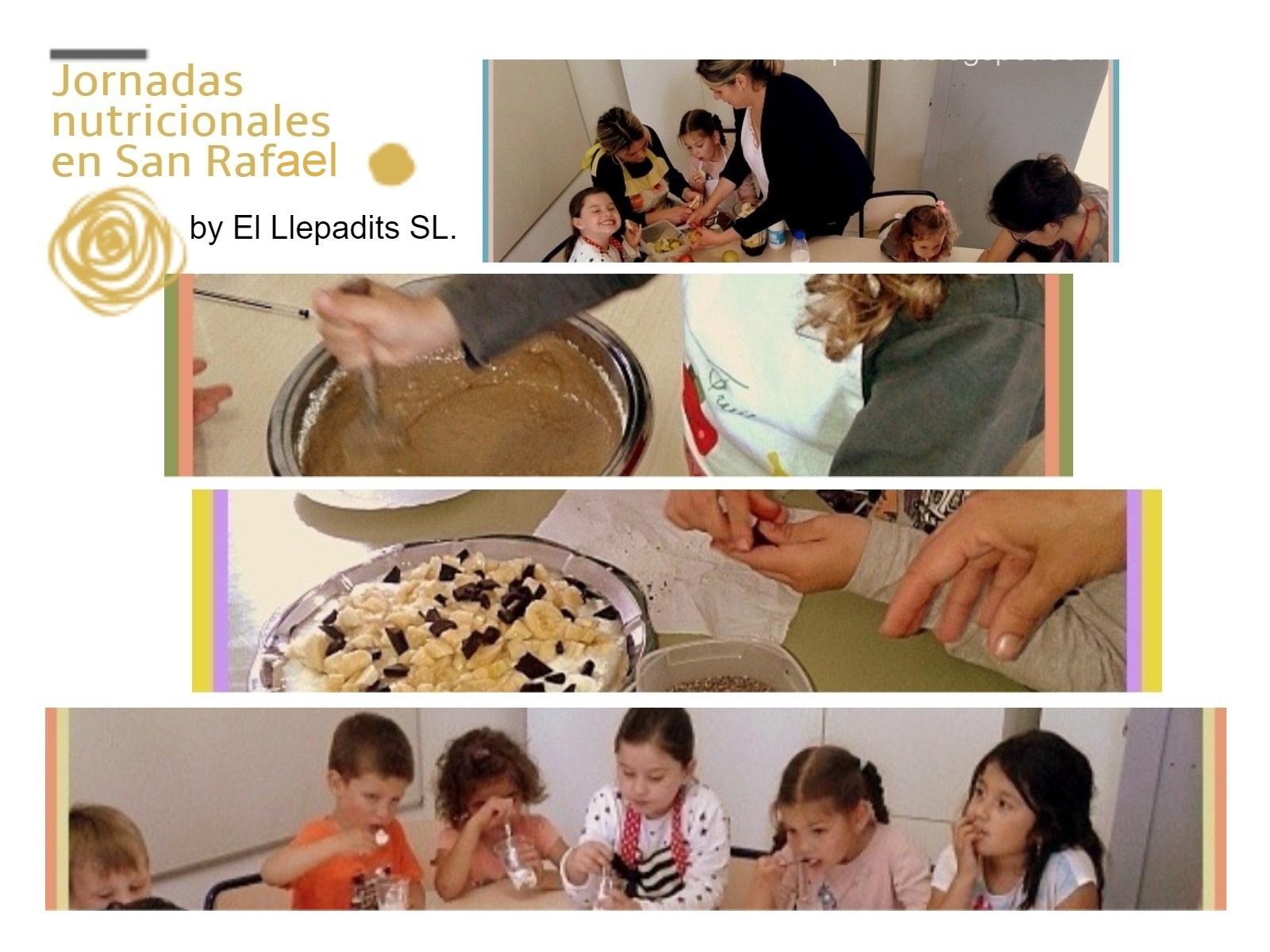 Jornadas de Nutrición Infantil en San Rafael del Río