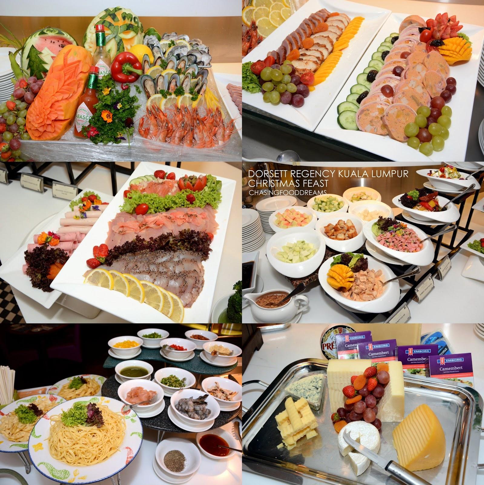 Chasing Food Dreams Checkers Caf Dorsett Regency Kuala