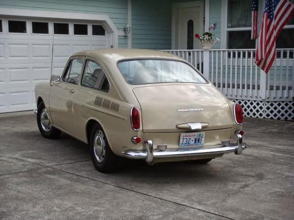 1969 Volkswagen Fastback for Sale - Buy Classic Volks