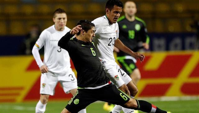 mexico bolivia - copa america chile 2015 - grupo a