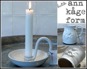 Ann Kåge Form