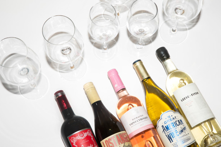 Wine choices by Into the Gloss