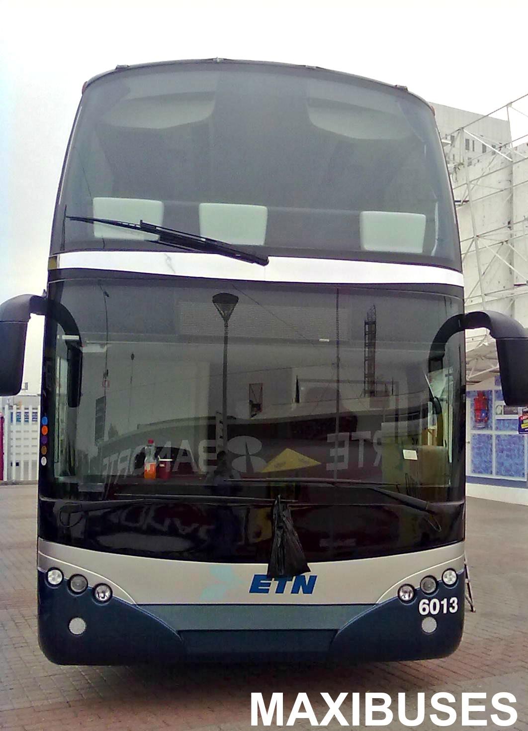 Maxibuses enlaces terrestres nacionales etn dos pisos - Autobuses de dos pisos ...