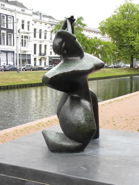 Beeldenroute Westersingel Rotterdam