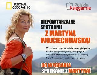 Konkurs z Martyną Wojciechowską
