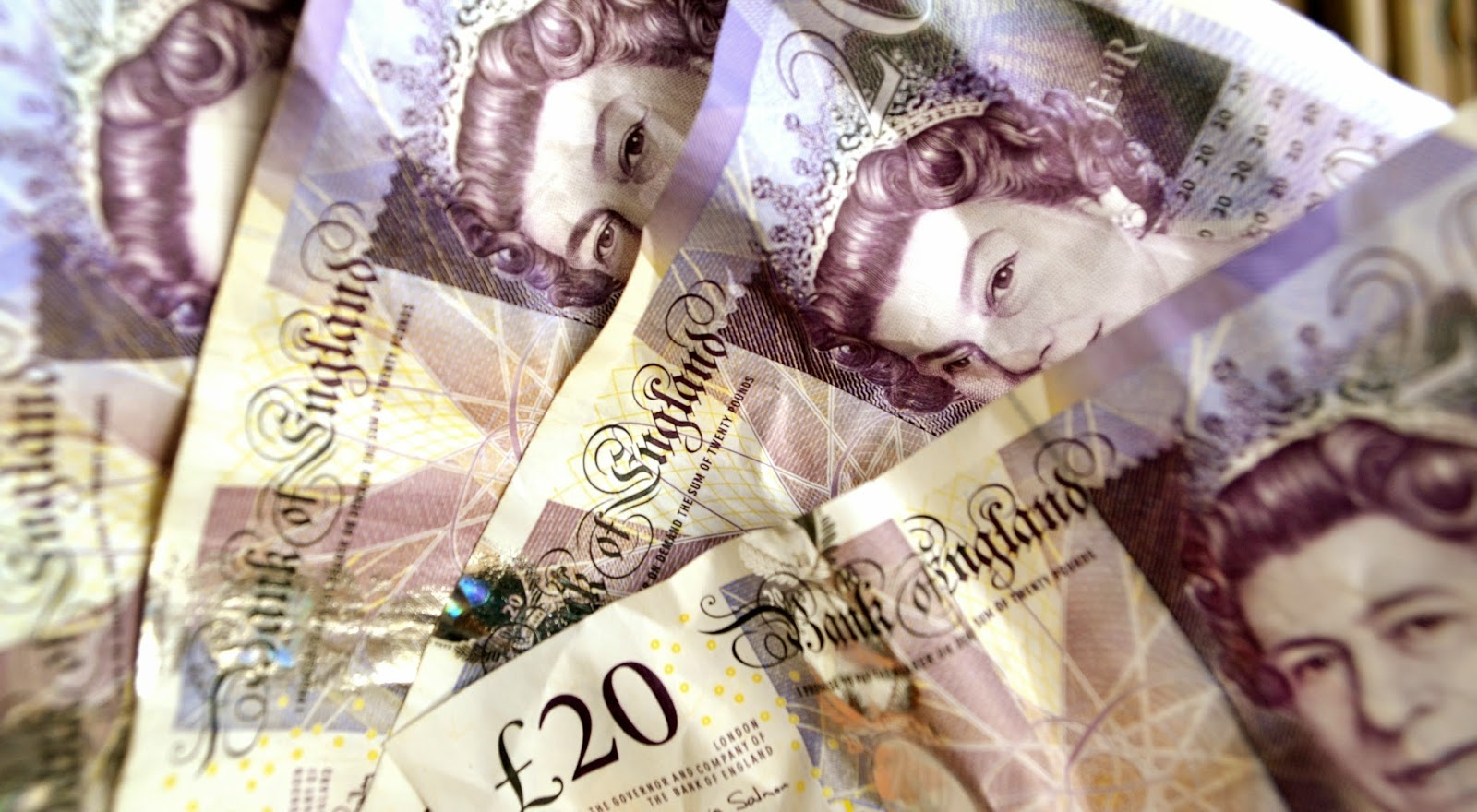 money twenty cash london