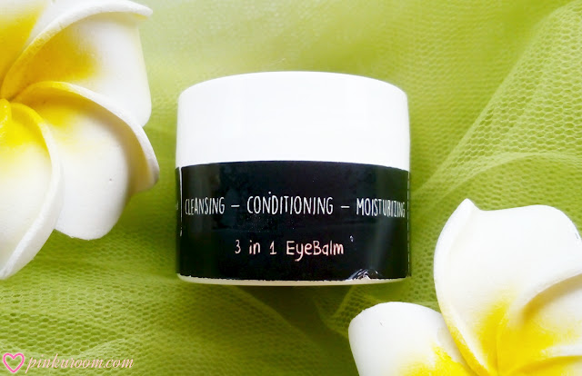 GLOinc Eye Need You Eyebalm Review Pinkuroom