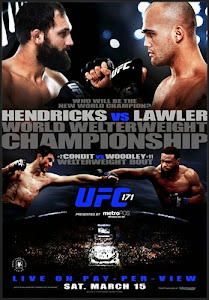 UFC 171+(1) Download – UFC 171: Hendricks vs. Lawler   HDTV (2014)