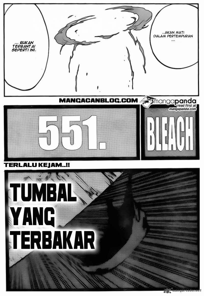Dilarang COPAS - situs resmi www.mangacanblog.com - Komik bleach 551 - tumbal yang terbakar 552 Indonesia bleach 551 - tumbal yang terbakar Terbaru 5|Baca Manga Komik Indonesia|Mangacan