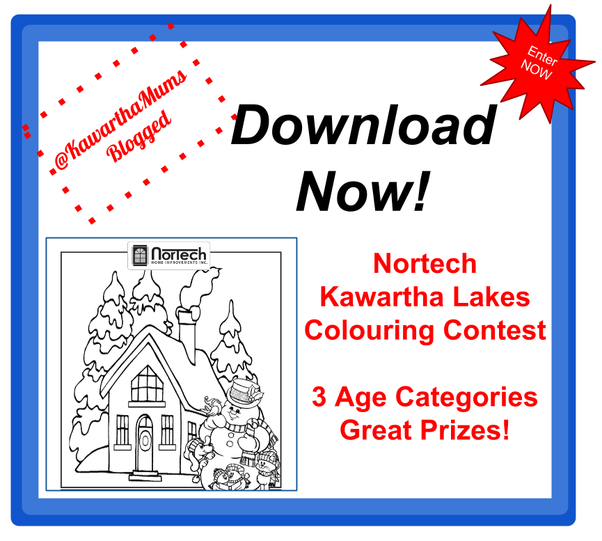 Kawartha Lakes Events- Nortech Bobcaygeon offers Free Kids Colouring Contest