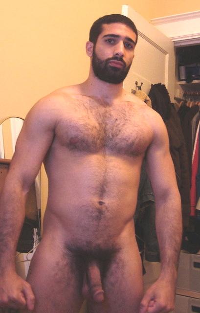 Naked Hairy Arab Men