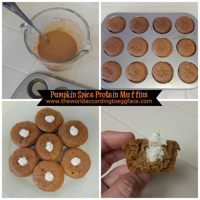 Eggface%2BPumpkin%2BSpice%2BProtein%2BMuffins%2BRecipe%2BPinterest%2BPhoto Weight Loss Recipes Flavors of Fall: Pumpkin Spice Protein Muffins