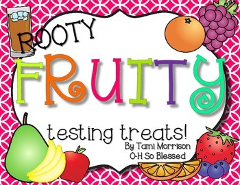 https://www.teacherspayteachers.com/Product/Fruity-Testing-Treat-Notes-1234579