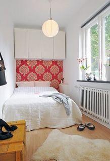 decoração para quartos grandes e pequenos
