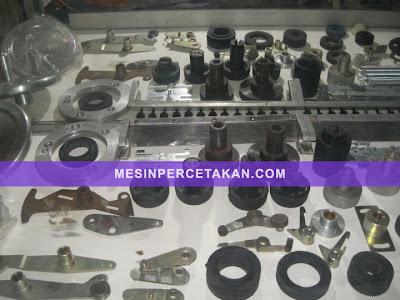 sparepart mesin cetak offset