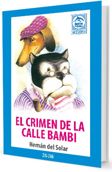 LIBRO DE OCTUBRE: EL CRIMEN DE LA CALLE BAMBI