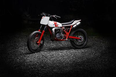 Bultaco Astro 360 ´76