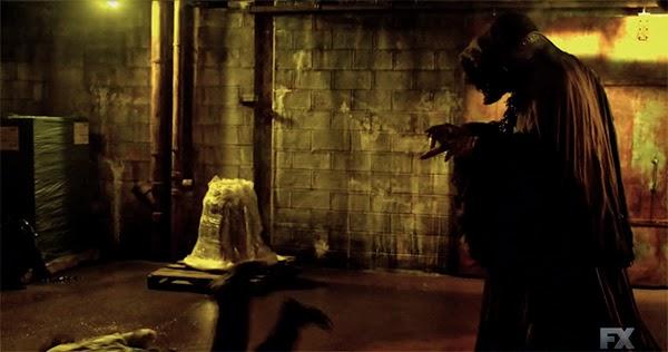 Vampiro Sardu en The Strain 1x01