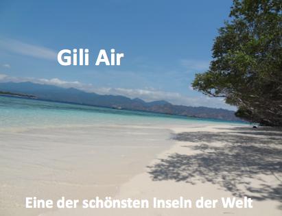 Gili-Inseln - Indonesien