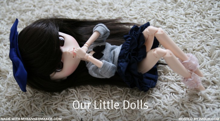 Our Little Dolls