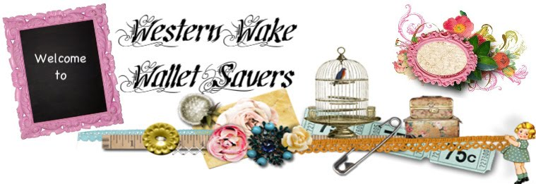 Western Wake Wallet Savers