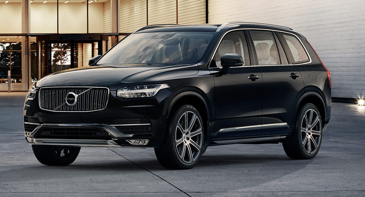 New 2015 Volvo XC90 Priced from $48,900 in the U.S.