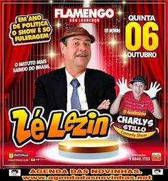 CLUBE FLAMENGO DE SÃO LOURENÇO - ZÉ LEZIM.
