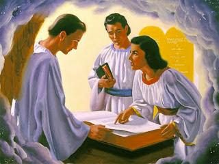 É necessário que nosso nome esteja escrito no livro da vida!