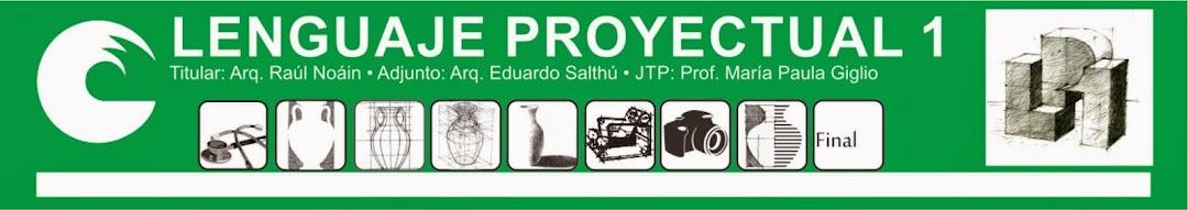 Lenguaje Proyectual 1