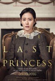 Watch The Last Princess Online Free 2016 Putlocker