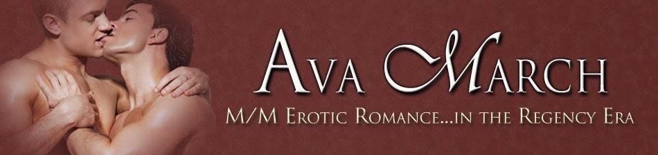 Ava March - M/M Regency Romance