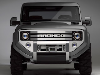 Bronco Car Wallpaper 1600x1200
