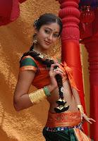 Tamil, actress, ileana, navel, show