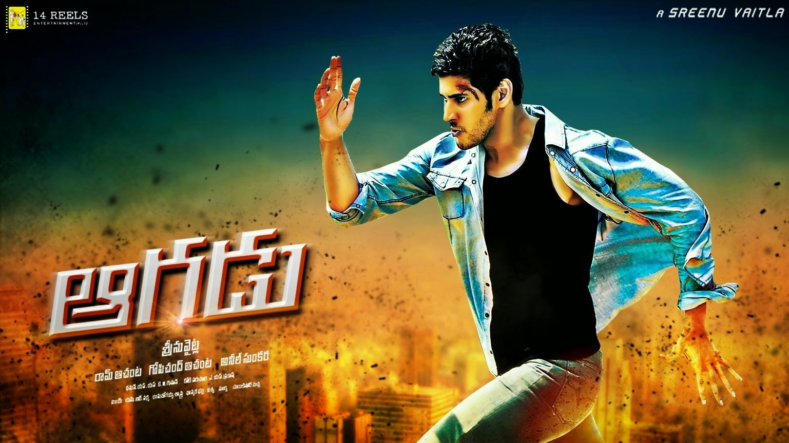Aagadu (2014) Telugu Movie