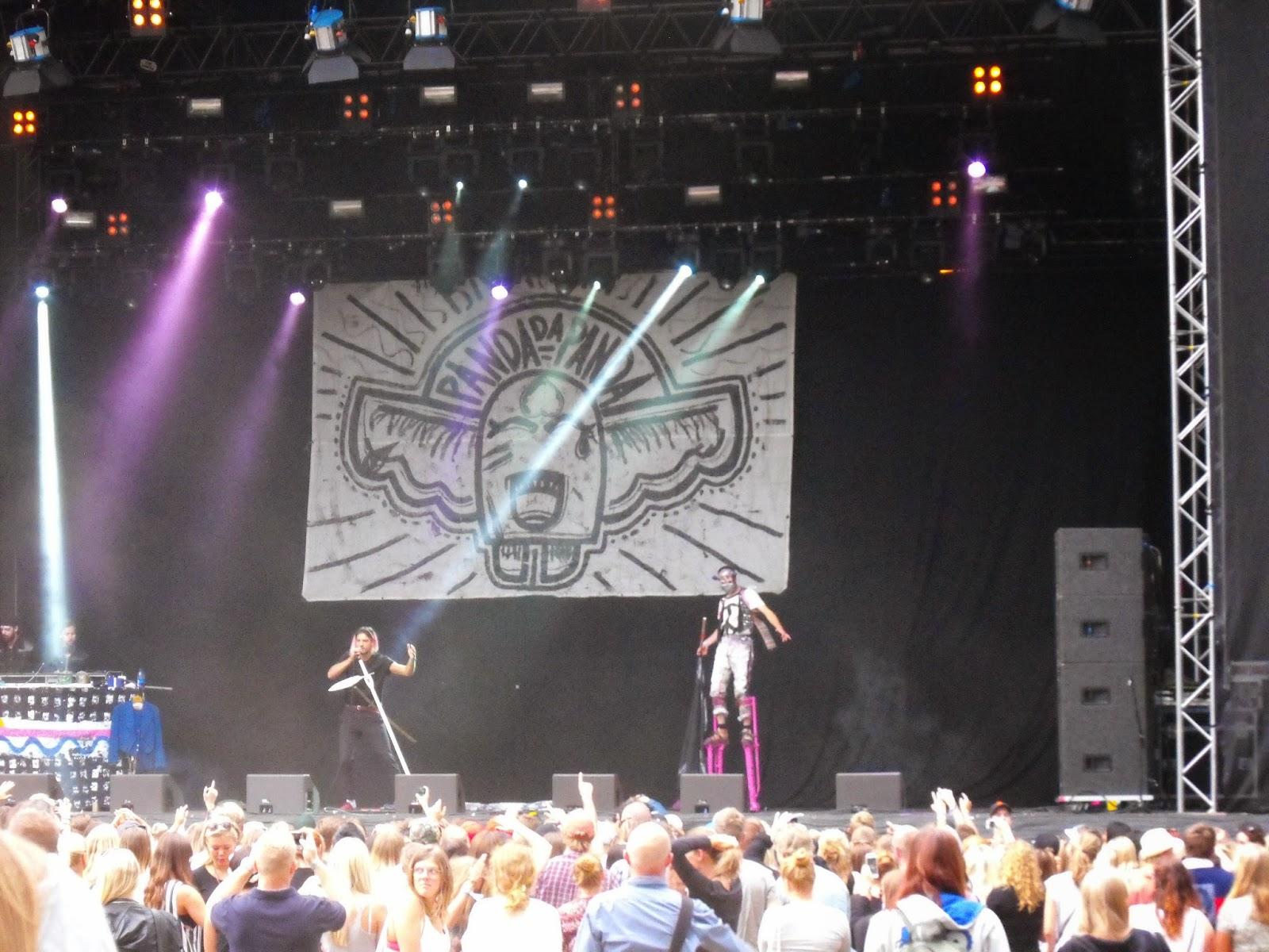 siestafestivalen, Siestafestivalen 2014, SiestaHlm, #SiestaHlm, Hässleholm, Sösdala, Barnfamilj, Musik, Glädje i hjärtat, Panda Da Panda