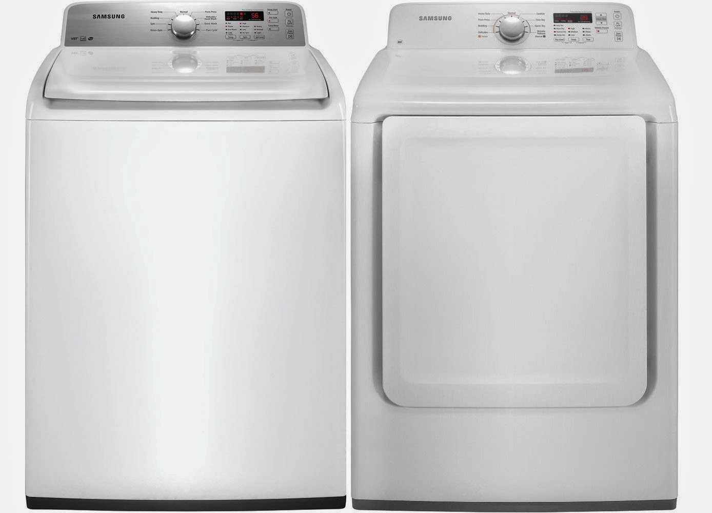 The best top load washer and dryer combo 2015 - Samsung Washer Dryer