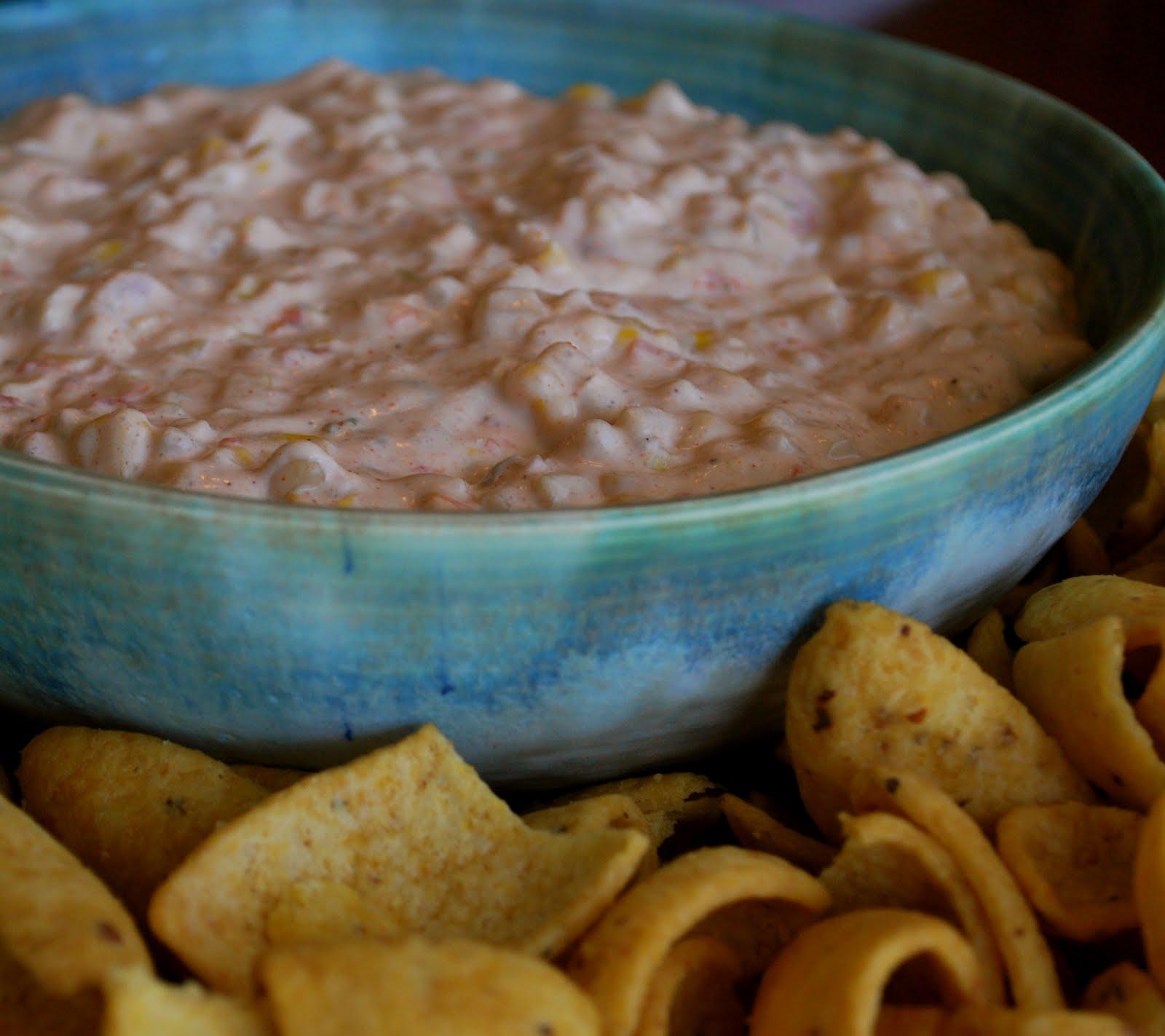 Food I Love: Hot Corn Dip