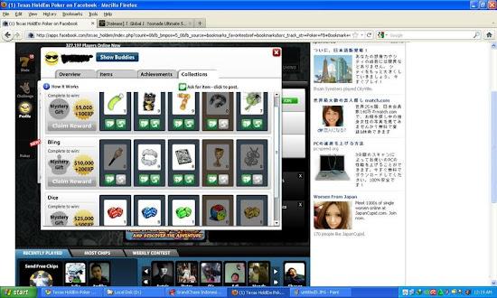Zynga Poker Hack Collection