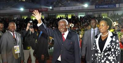 ATLETISMO-Los juegos Africanos pierde a 15 etíopesa