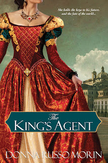 image of book cover The King's Agent
