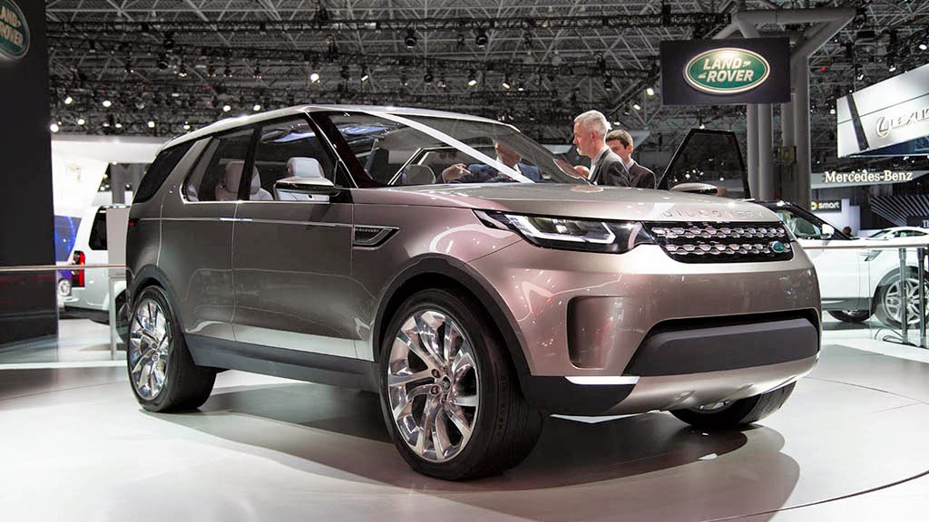 2016 Land Rover Discovery Sport release date
