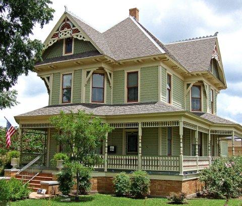 David el gnomo de d pino casas victorianas un sue o for Decoracion de casas victorianas