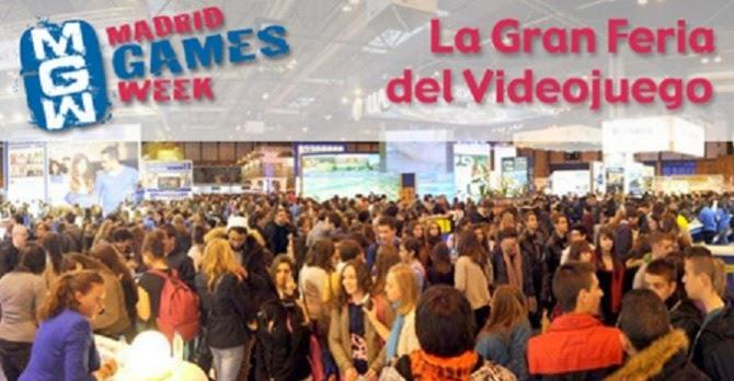Madrid Games Week, la feria de videojuegos